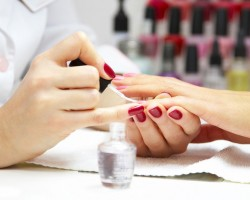 Manicures, pedicures and nail care at Ciao Bella Day Spa in Rome, GA