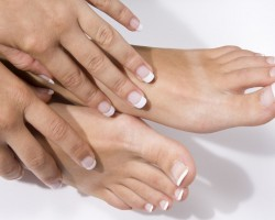 Manicure and pedicure, other spa packages, at Ciao Bella Day Spa in Rome, GA